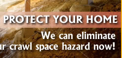 Crawl Space Structural Repair Services